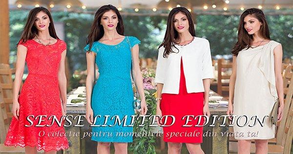 design de calitate cel mai recent design vânzare magazin de vânzare Sense cashback - cumpara rochii fuste bluze camasi, imbracaminte ...