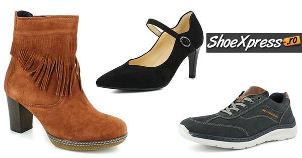 ShoeXpress cashback - cumpara incaltaminte dama barbati genti pantofi copii si castiga bani online