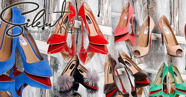 Silent cashback - cumpara pantofi stiletto, office, balerini, sandale dama si castiga bani online