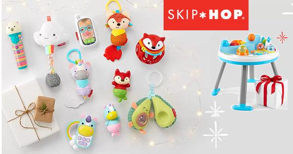 Skip Hop cashback - cumpara articole copii zoo collection jucarii genti si castiga bani online