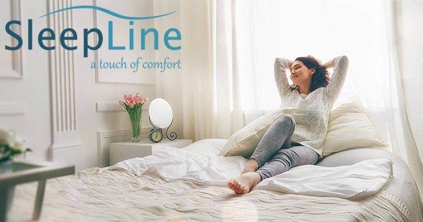 SleepLine cashback - cumpara saltele de pat cu memorie si ioni de argin si castiga bani online