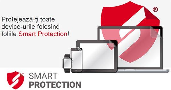 Smart Protection cashback - cumpara folie protectie telefon, laptop, tableta si castiga bani online