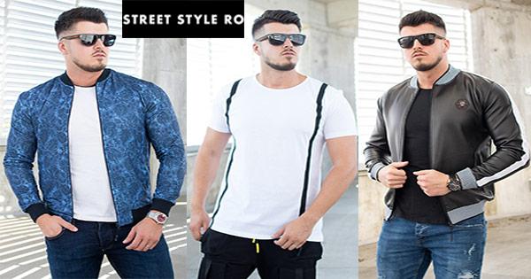 Street Style ro cashback - cumpara haine barbati pantaloni camasi bluze si castiga bani online