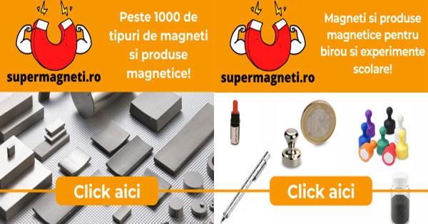 SuperMagneti cashback - cumpara magneti neodim si ferita magneti industriali Folie magnetica si castiga bani online