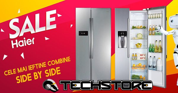 TechStore cashback - cumpara electrocasnice de lux, aparate frigorifice si castiga bani online