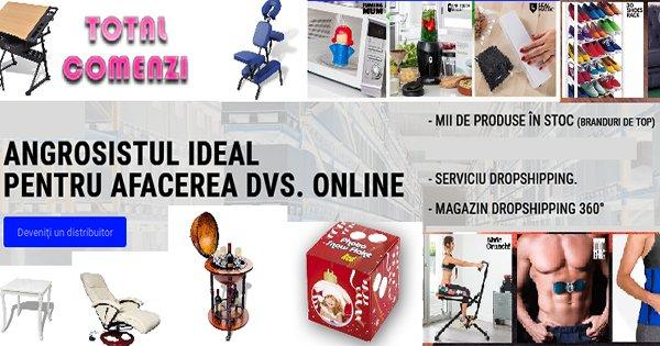 Total Comenzi cashback - cumpara cadouri originale, accesorii nunti si castiga bani online