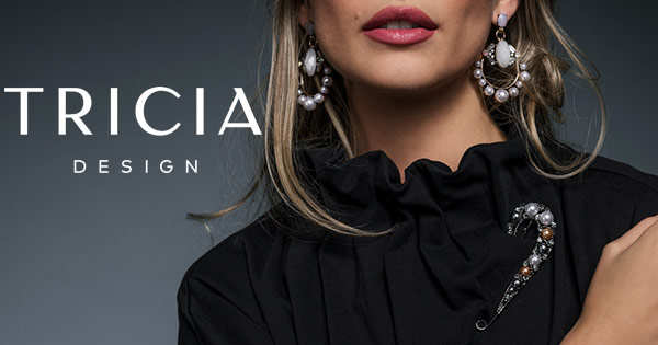 Tricia Design cashback - cumpara bijuterii, cercei, brose, bratari si castiga bani online