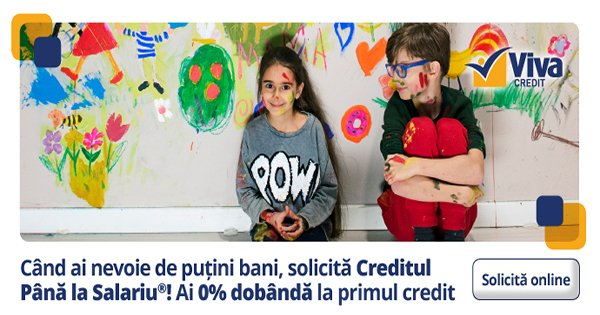 Viva credit cashback - ia credite pana la salariu, credit nevoi personale si primesti comision