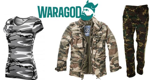 Waragod cashback - cumpara imbracaminte camuflaj barbati pantaloni femei tricouri si castiga bani online