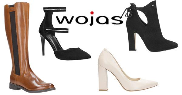 Wojas cashback - cumpara pantofi, sandale, botine, incaltaminte cizme si castiga bani online