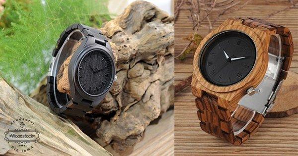 WoodStockShop cashback - cumpara ceasuri de mana din lemn barbati femei si castiga bani online