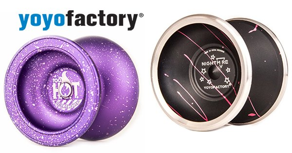 YoYo factory cashback - cumpara YoYo factory jucarii yoyo juggling, looping si castiga bani online
