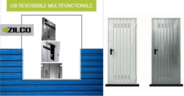 Zilco door cashback - cumpara usi zincate reversibile multifunctuinale si castiga bani online
