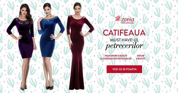 Zonia cashback - cumpara rochii de seara elegante, de zi, lungi, bluze si castiga bani online