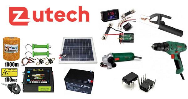 Zutech cashback - cumpara piese electronice, panouri solare, componente calculator si castiga bani online